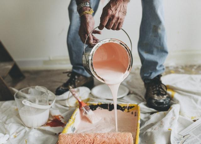 wir übernehmen gerne Ihre Maler- und Tapezierarbeiten